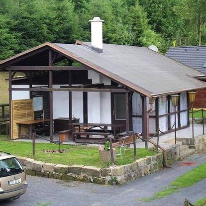Národní park České Švýcarsko: Bungalov Rozarka