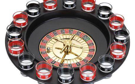 Panáková ruleta, 30 cm
