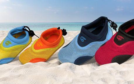 Kvalitní botky do vody pro děti i dospělé