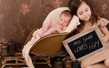 Profi focení: těhotenství, děti i rodinné foto