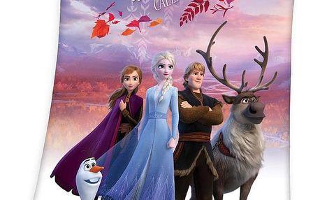 Herding Deka Frozen 2 (Ledové království 2) 130x160 cm