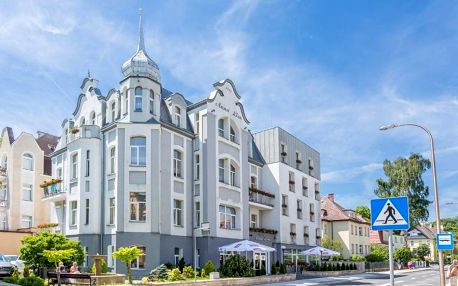 Polsko, Baltské moře: Villa Anna Lisa - POKOJE OZONOWANE