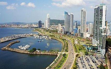 Panama letecky na 10 dnů, strava dle programu