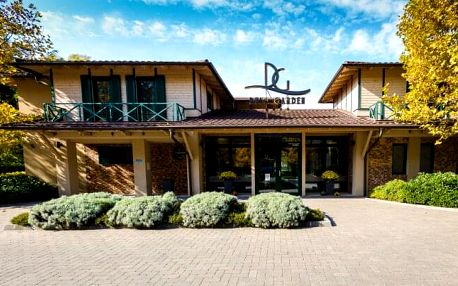 Budapešť u Dunaje a termálních lázní Pesterzsébet v nádherném, ekologickém Hotelu Duna Garden **** s polopenzí