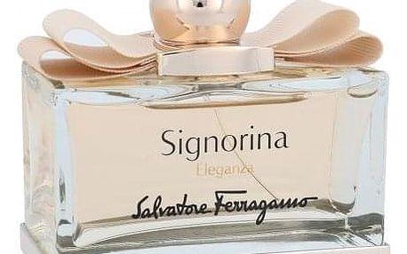 Salvatore Ferragamo Signorina Eleganza 100 ml parfémovaná voda pro ženy