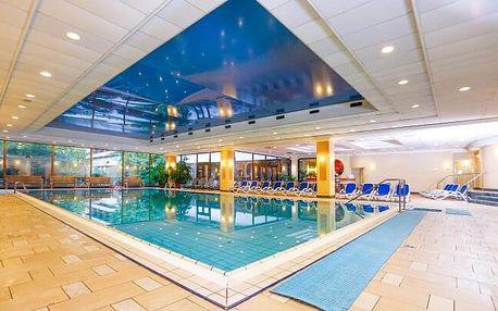 Budapešť v Ensana Grand Margaret Island Health Spa Hotelu **** s termálním wellness a polopenzí + dítě zdarma