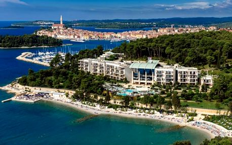 Chorvatsko, Rovinj: Hotel Monte Mulini