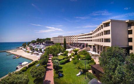 Chorvatsko, Rovinj: Island Hotel Istra