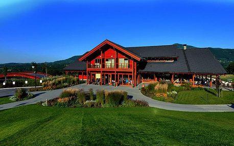 Ostravice, hotel Green Inn Ostravice***** v golfovém resortu