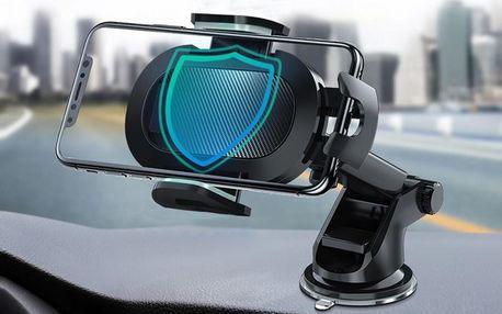 Moderní držáky telefonu do auta: 3 druhy