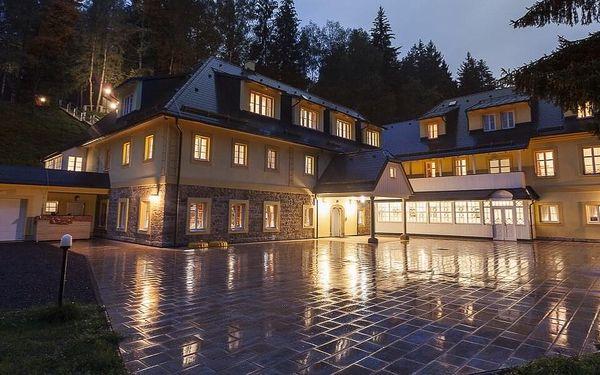 Hotel Skalní mlýn Adršpach
