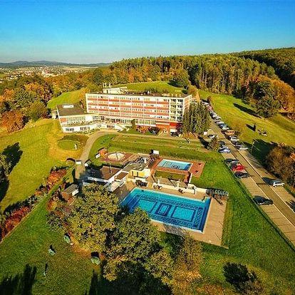 Kostelec u Zlína - hotel LÁZNĚ KOSTELEC, Česko