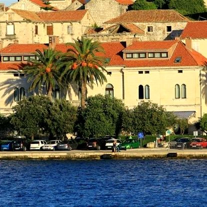 Chorvatsko - Korčula na 3-31 dnů