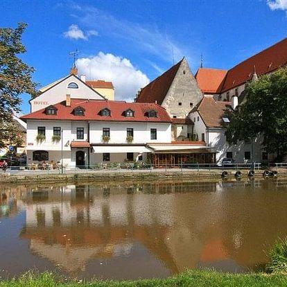 České Budějovice - Hotel KLIKA, Česko