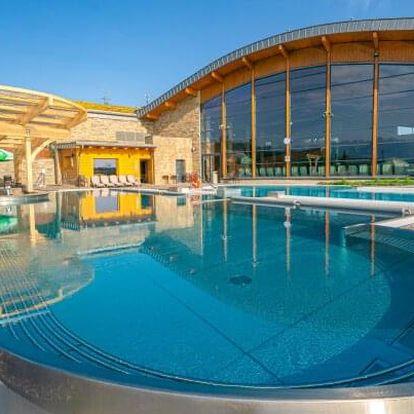 Polské Tatry ve 4* Hotelu Bania Thermal & Ski spojeném s termálním aquaparkem, neomezeným wellness + polopenze