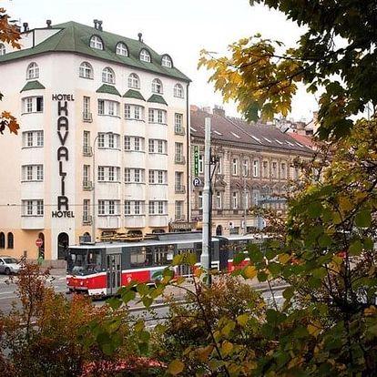 Praha 5 - hotel KAVALÍR, Česko