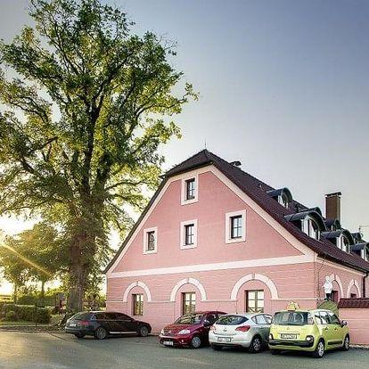 Jindřichův Hradec - Hotel FRANKŮV DVŮR, Česko