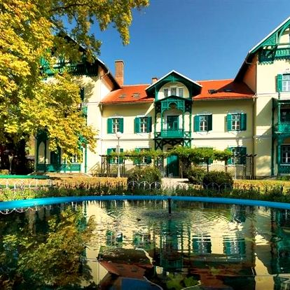 Slovinsko na 3-31 dnů, polopenze