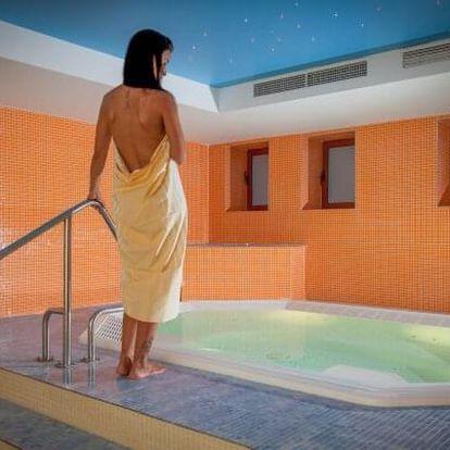 Nízké Tatry: Relaxační pobyt v 3* Alexandra Wellness Hotelu s procedurami, wellness, bazénem a polopenzí