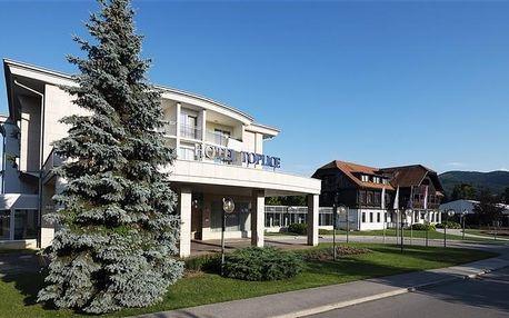 Slovinsko na 3-8 dnů, plná penze