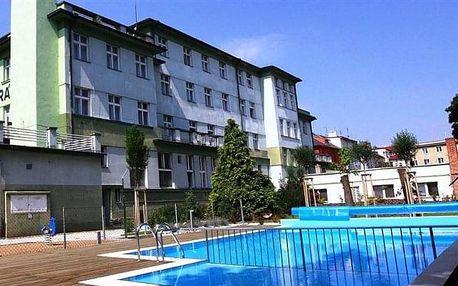 Klatovy - Hotel CENTRÁL, Česko