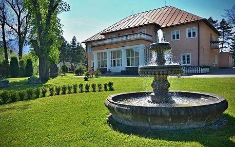 Liptovský Ján - Hotel SVÄTOJÁNSKY KAŠTIEL, Slovensko