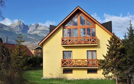 Tatranská Lomnica - Vila MAGNÓLIA, Slovensko
