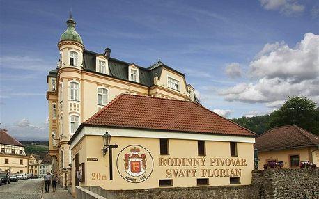 Loket - Hotely CÍSAŘ FERDINAND, ST. FLORIAN, U BÍLÉHO KONĚ, Česko