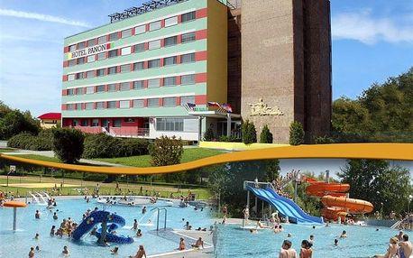 Hodonín - hotel PANON, Česko