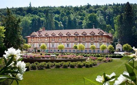 Luhačovice - Lázeňský hotel JURKOVIČŮV DŮM, Česko