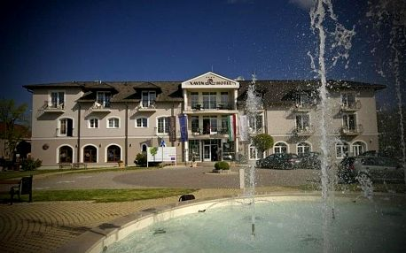 Harkány - Hotel XAVIN, Maďarsko