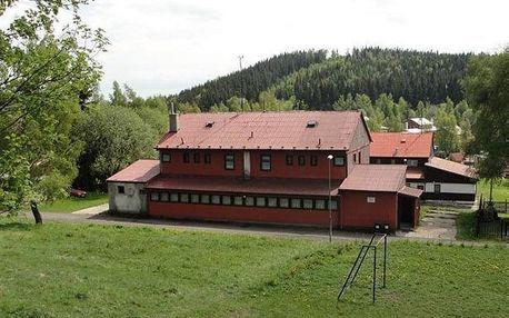 Mariánská - Chata MATFYZ, Česko