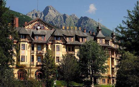 Starý Smokovec - Hotel GRANDHOTEL, Slovensko