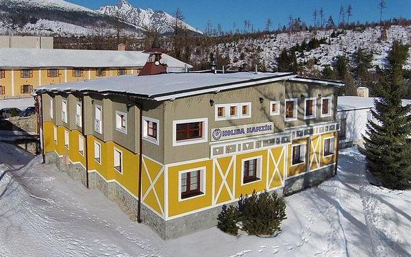 Starý Smokovec - Apartmány Koliba KAMZÍK, Slovensko
