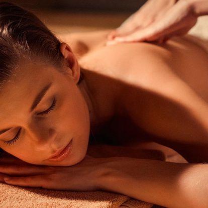 Uvolňující masáž dle výběru: 60–120 minut