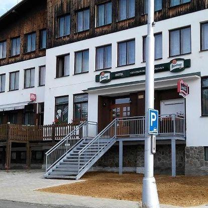 Železná Ruda, Plzeňský kraj: Hotel Enzian (Garni)