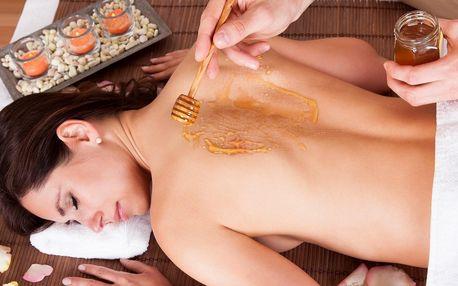 Klasická, medová či levandulová masáž