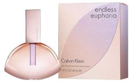 Calvin Klein Endless Euphoria 40 ml parfémovaná voda pro ženy