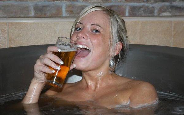 Lahodné pivní lázně pro dva   Chodová Planá   Celoročně.   3 dny/2 noci.3