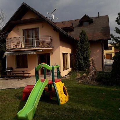 Rajecké Teplice, Slovensko: Penzión Vila Dalí