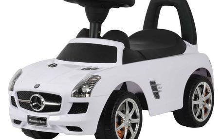 Odrážedlo Buddy Toys Mercedes bílé