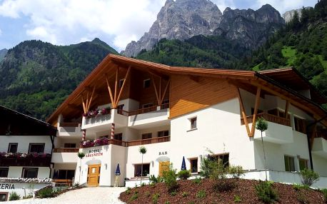 Kouzelné Jižní Tyrolsko: wellness & děti zdarma - dlouhá platnost poukazu