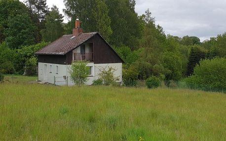 Ústecký kraj: chatka PASHA v přírodě - celý dům - poblíž národního parku České Švýcarsko