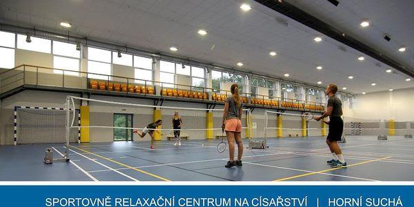 Badminton a vířivka2