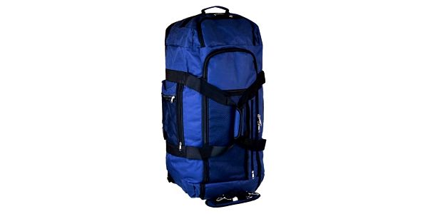 Velká cestovní taška/batoh | Tmavě modrá2