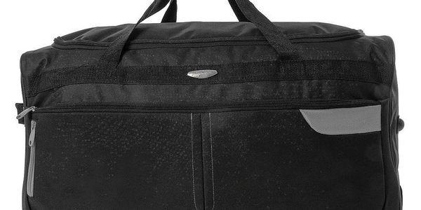 Velká cestovní taška/batoh | Tmavě modrá4