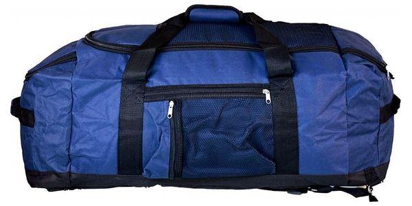 Velká cestovní taška/batoh | Tmavě modrá5