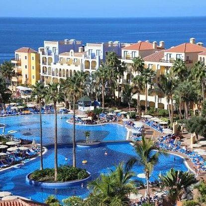 Španělsko - Tenerife letecky na 8-16 dnů, all inclusive
