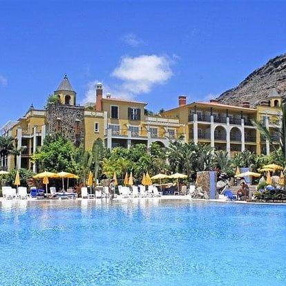 Španělsko - Gran Canaria letecky na 8-15 dnů, polopenze