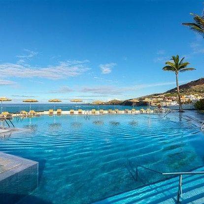 Španělsko - La Palma letecky na 8-15 dnů, polopenze